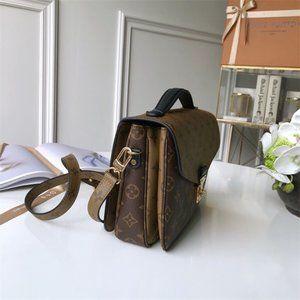 NWT LV Pochette Metis Monogram Totes Shoulder Bags